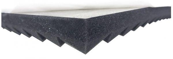 panel de espuma acústica