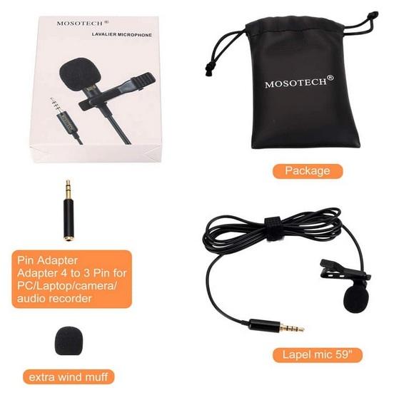microfono para telefono