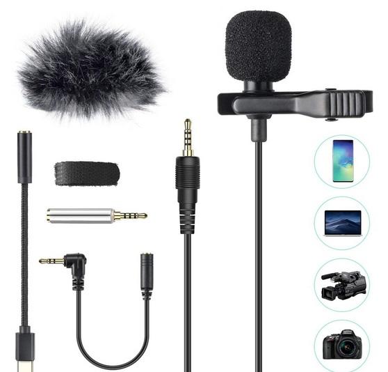 microfono 3.5 mm