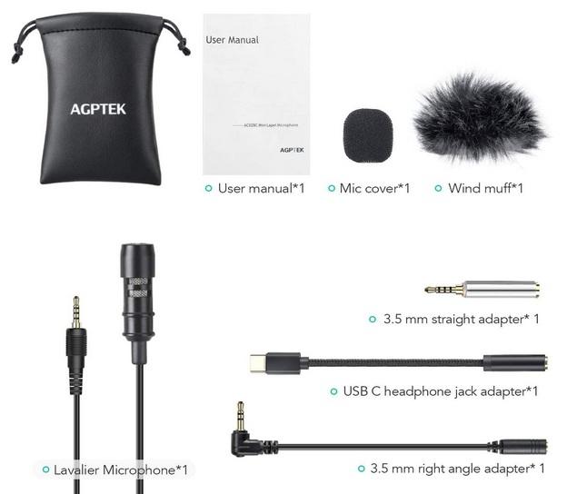 microfono externo