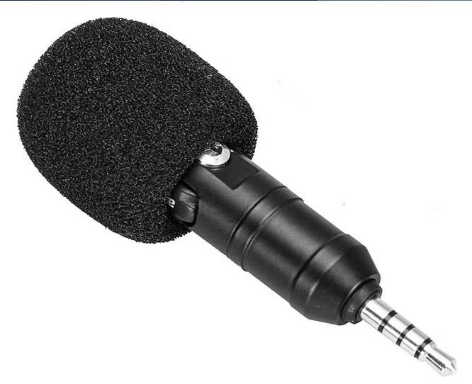 microfono de entrada 3.5